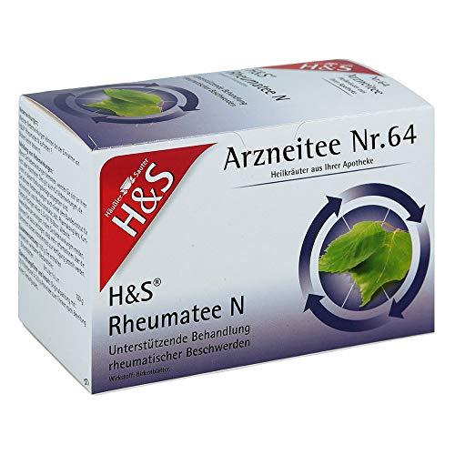 H&S Rheumatee N, 20X2.0 g