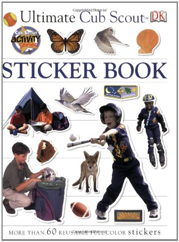 Ultimate Cub Scout Sticker Book (Ultimate Sticker Books)