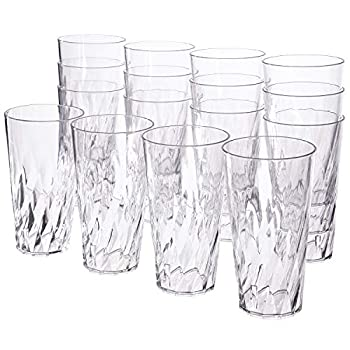 Best clear plastic drinking cups Reviews