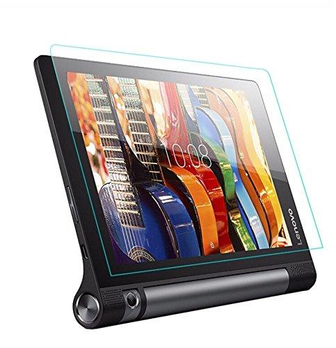 Lobwerk Schutzglas Folie für Lenovo Yoga Tab 3 10 YT3-X50 F L 10.1 Zoll Tablet Display Schutz 9H Schutzglas NEU