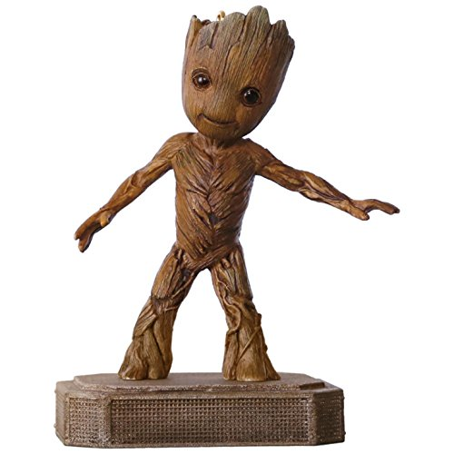Hallmark Marvel Guardians of The Galaxy Groot Keepsake Christmas Ornaments