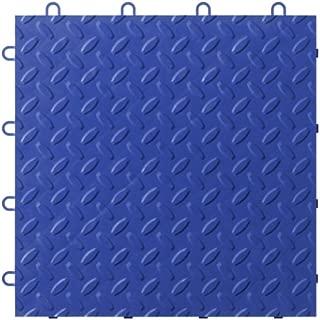 Gladiator GAFT24TTTA Blue Floor Tile, 24-Pack