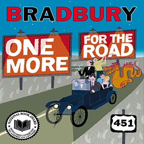 One More for the Road audiobook cover art