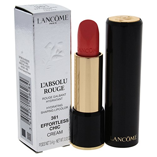 Lancome L'Absolu Rouge Cream 361 Effortless Chic