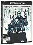 Matrix Reloaded Blu-Ray Uhd [Blu-ray]