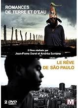Jean-Pierre Duret & Andrea Santana Collection - 2-DVD Set ( Romances de terre et d'eau / Le r黐e de S縊 Paulo ) ( Romances of Earth and Water / Dreaming of S縊 Paulo )