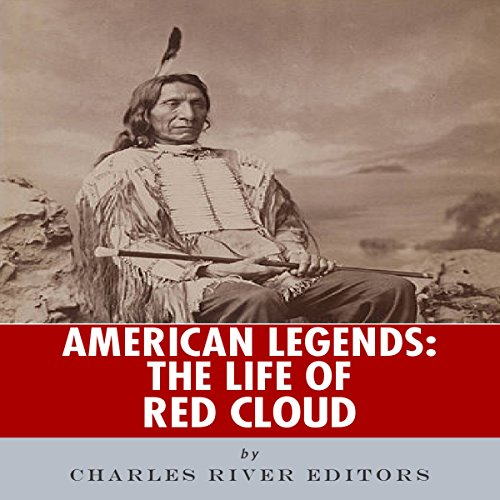 American Legends: The Life of Red Cloud cover art