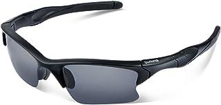 fc7eefabee4 Duduma Polarized Sports Sunglasses for Men Women Baseball Fishing Golf  Running Cycling Driving Softball Hiking Unbreakable