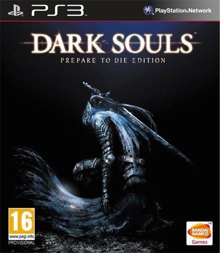 Dark Souls PS-3 Prepare to die Ed. UK multi