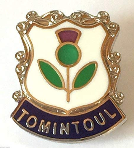 Emblems-Gifts Whisky tomintoul Emaille Pin-Anstecker