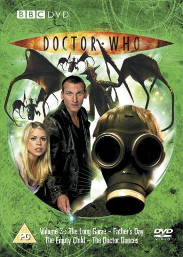 Doctor Who - Series 1 - Vol. 3: Episodes 7 To 10