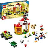 LEGO Disney Mickey and Friends Mickey Mouse & Donald Duck's Farm 10775 Building Kit; A Creative Play Set for Kids; New 2021 (118 Pieces)