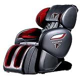 NFL Electric Full Body Shiatsu Massage Chair Recliner Zero Gravity w/Heat (Denver Broncos)