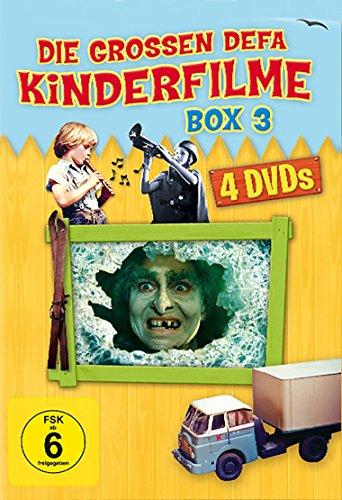 Die grossen DEFA Kinderfilme - Box 3 [4 DVDs]