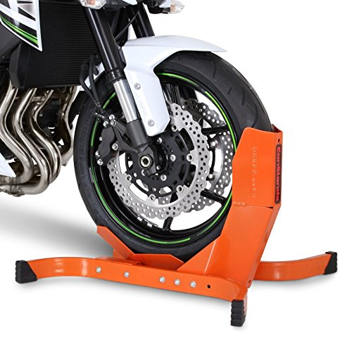 Bloque Roue pour Moto Sherco 0.5/0.8/1.25/2.5/2.9/3.2 Trial Constands Easy Plus Orange