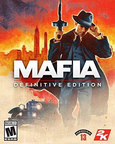 Mafia: Definitive Edition - PC [Online Game Code]
