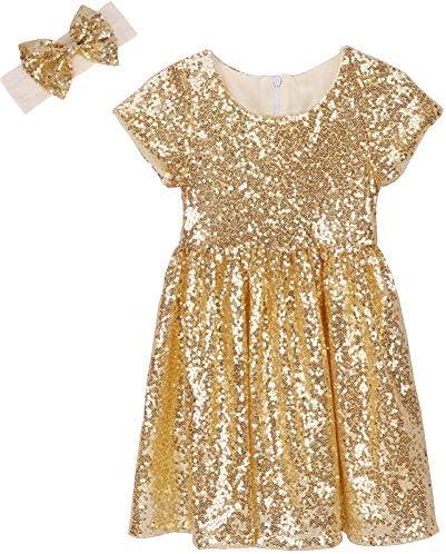 Childrens sequin dresses _image2
