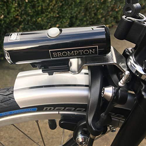 Brompton Cateye Volt 400 - Juego de luces delanteras