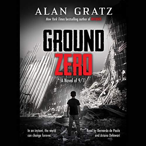 Ground Zero Audiobook By Alan Gratz cover art