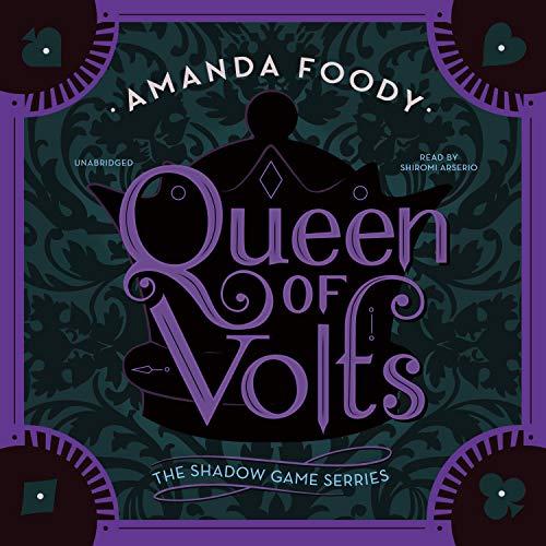 Queen of Volts cover art
