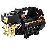 Laveuse à pression Compact, nettoyeur haute pression portable puissant 2200W Blaster Lance Turbo Contrôle et voiture Accueil laveuse à pression, 1 ZHNGHENG (Size : 1)