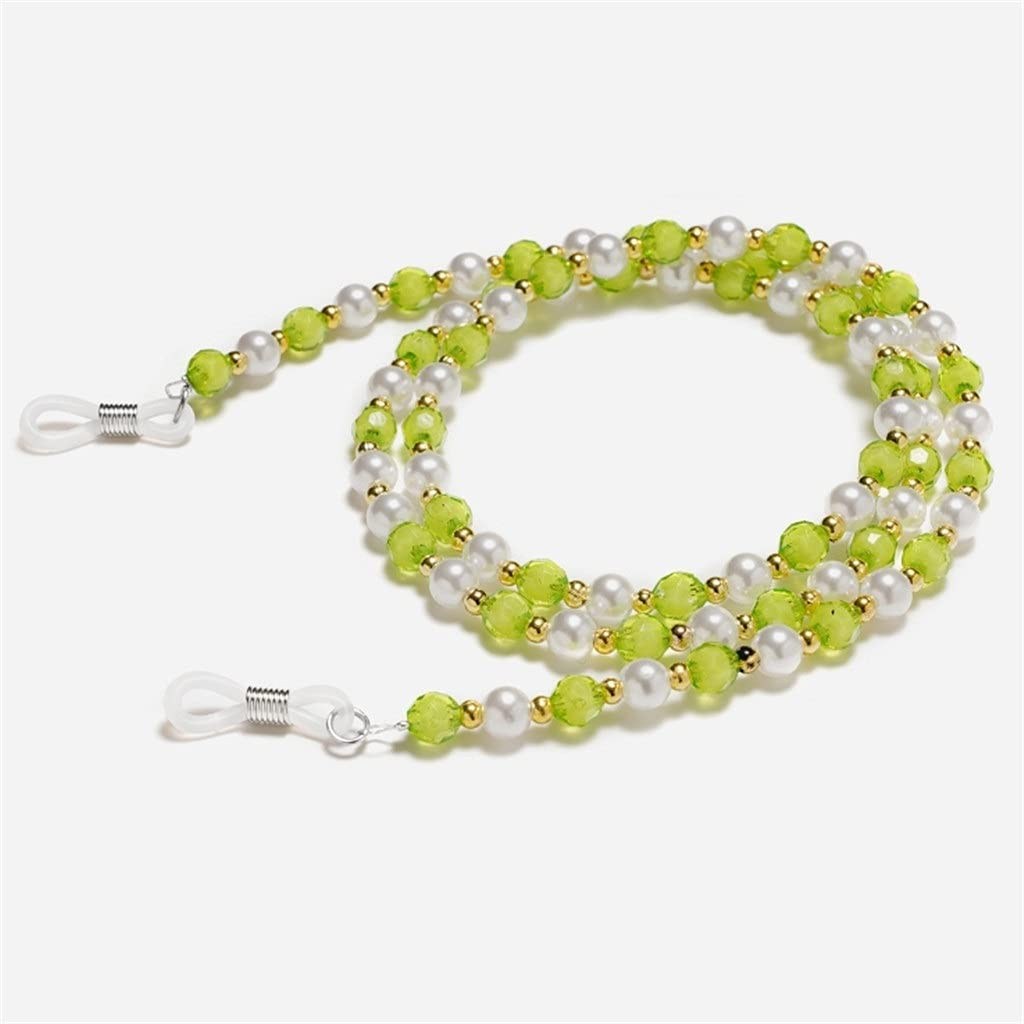 SSMDYLYM Seven-Color Beads Glasses Chain Lanyard Low price S Strap Cheap bargain
