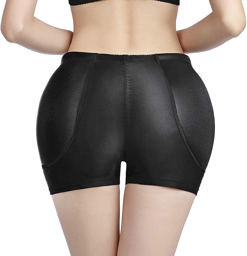 Women/'s Hip Pads Butt Lifter Hip Enhancer Shapewear Padded Seamless Panties Underwear/…