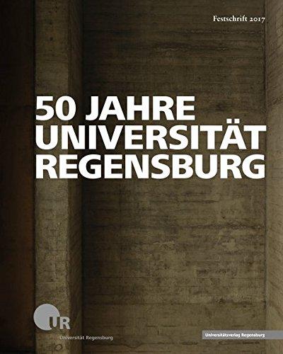 50 Jahre Universität Regensburg