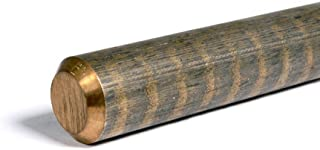 Cast Oversized 72.0 1.25 x 5 Bearing Bronze Rectangle Bar 932 SAE 660
