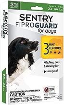 Flea&Tick Dogs 23-44lbs Fip