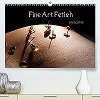 Fine Art Fetish (Premium, hochwertiger DIN A2 Wandkalender 2022, Kunstdruck in Hochglanz): vom bizarren Kontrast nackter Haut an kaltem Metall (Monatskalender, 14 Seiten )