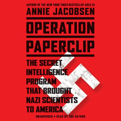 Operation Paperclip Titelbild