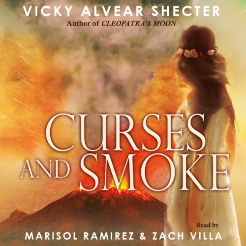 Curses and Smoke audiobook cover art