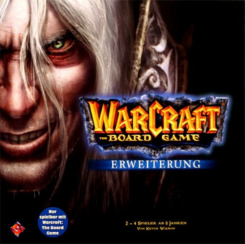 Fantasy Flight Heidelberger HE051 - Warcraft - Erweiterung