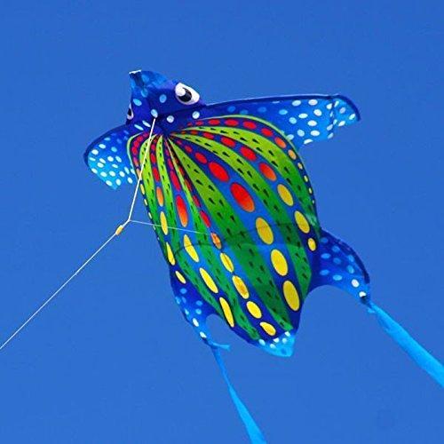 elliot 2180324 Mini Nylon Kites Einleiner-Drachen - Schildkröte