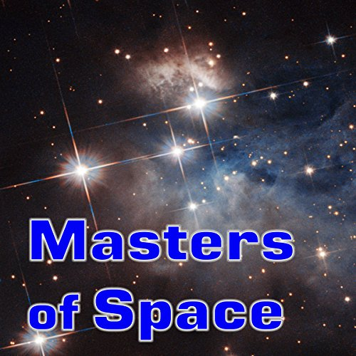 Masters of Space cover art
