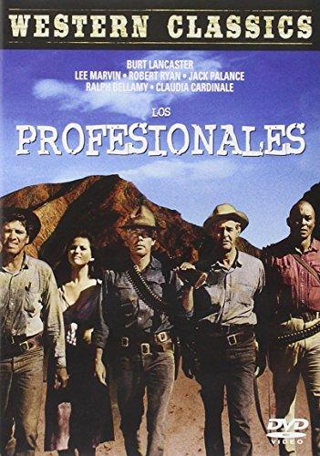 Los Profesionales [DVD]
