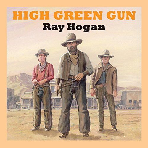 High Green Gun audiobook cover art