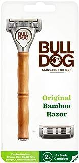 Bulldog Skincare Original Bamboo Razor + Extra Blade