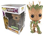 Funko POP! Vinyl Marvel Guardians of the Galaxy Groot Glow In The Dark Exclusive by FunKo...