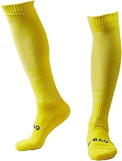 Men's Sports Athletic Compression Football Soccer Socks Over The Knee High Socks
