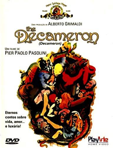 O Decameron - ( Il Decameron ) Pier Paolo Pasolini