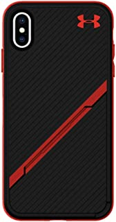 Under Armour Phone Case | for Apple iPhone X and 2018 iPhone Xs | Under Armour UA Protect Kickstash Case with Rugged Desig...