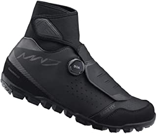 SHIMANO SH-MW701 LSG Series Tough; Insulated; Waterproof; Trail; Cycling Bicycle Shoes; Black; 41
