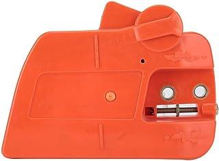 Conjunto de freno de cadena de la cubierta del embrague, la cubierta lateral de la rueda dentada del embrague se adapta a Husqvarna 235 236 Herramientas de motosierra Suministros de jardín