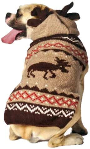 Genuine Free Shipping Chilly Dog Moosey Hoodie X-Small Cheap Sweater