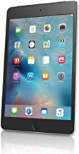 Apple iPad Mini 4 with Retina Display 128GB Wi-Fi - MK9N2LL/A Space Gray (Renewed)