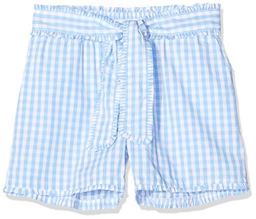 Scotch & Soda R´Belle Mädchen Gingham-Karos Shorts, Mehrfarbig (Combo Orbit 0597), 176 (Herstellergröße:16)
