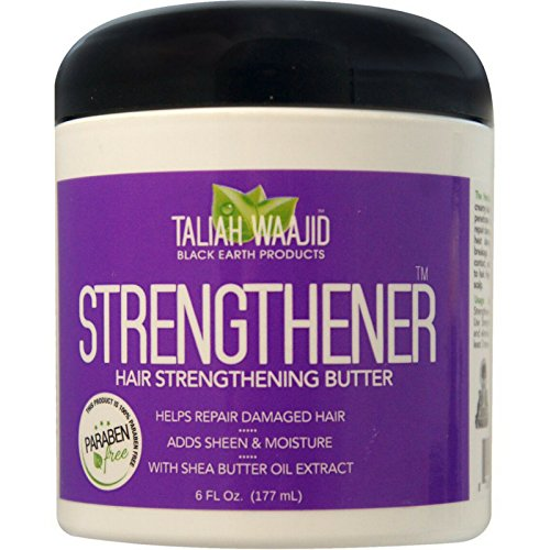 Taliah Waajid Strengthener - Regular 6 oz. (Pack of 2) by Taliah
