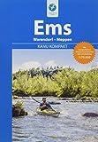 Kanu Kompakt Ems: Die Ems von Warendorf nach Meppen mit topografischen Wasserwanderkarten: Warendorf - Meppen mit topografischen Wasserwanderkarten - Michael Hennemann